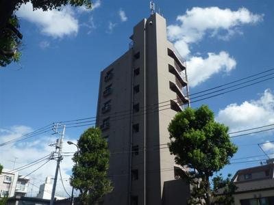 【外観】ロイヤルアメニティー中板橋