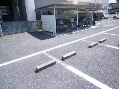 【駐車場】ビューテラスマンション