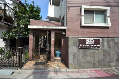 【外観】ライオンズマンション桜新町