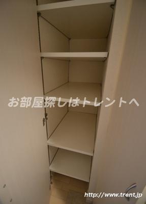 【収納】グリーングラス千駄ヶ谷