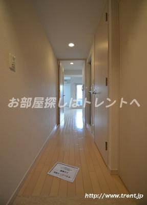 【玄関】グリーングラス千駄ヶ谷