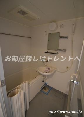 【浴室】グリーングラス千駄ヶ谷
