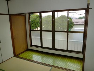 【和室】岡コーポ