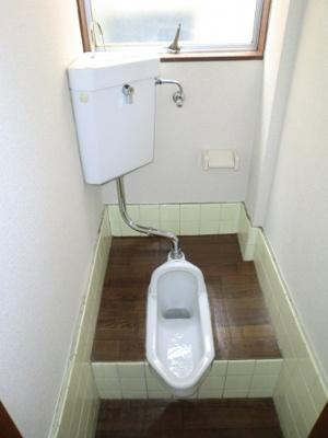 【トイレ】岡コーポ