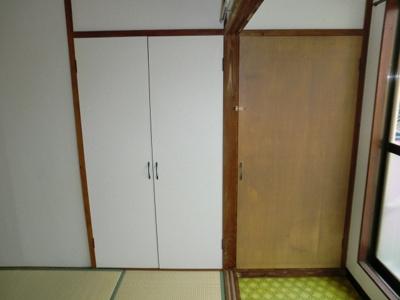【収納】岡コーポ