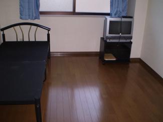 室内:ベット・TV