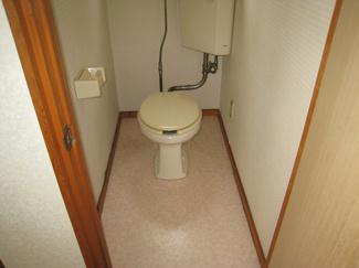 水栓トイレ