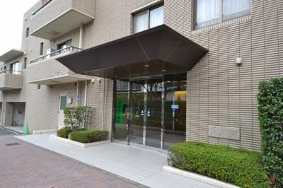 【エントランス】ル・アピカ成城