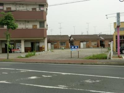 下浜田町 新井町エリア 323号線沿い 更地 334㎡