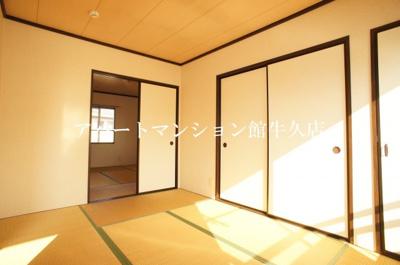 【和室】ホワイトビレッジF