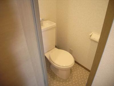 【トイレ】エスポワール高石
