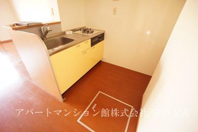 【キッチン】ハイツ リラ