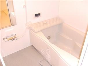 【浴室】鈴の音