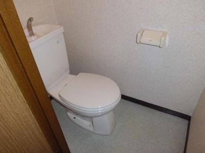 【トイレ】グリーンヒル草部