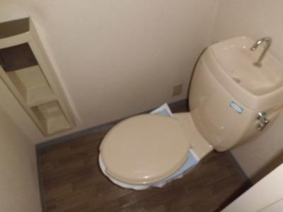 【トイレ】サンライフオオトリ