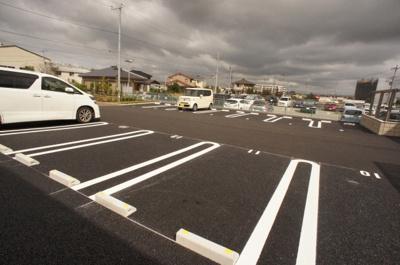 【駐車場】プリマヴェーラA棟