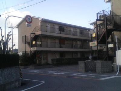 【外観】モアクレスト花田公園A