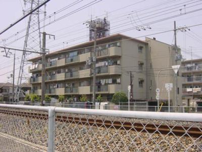 【外観】コーポ雅