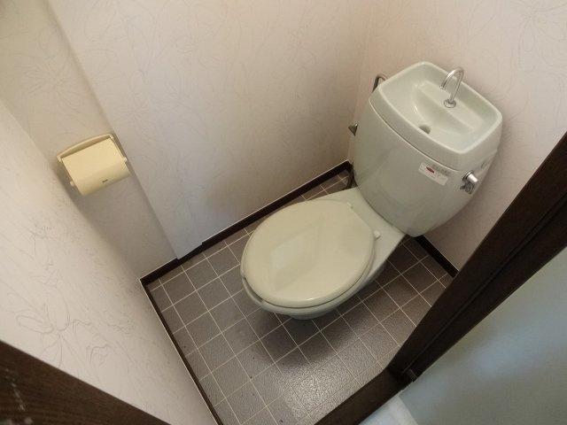 パナハイツ田中 トイレ