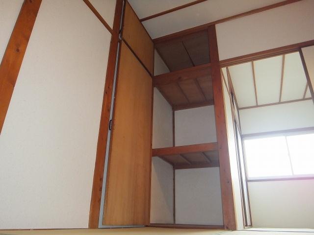 【収納】大原テラスハウス