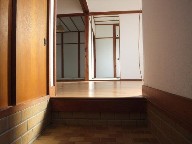 【玄関】大原テラスハウス
