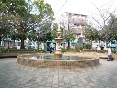 千里山駅周辺