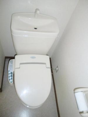 【トイレ】メゾネットアライ