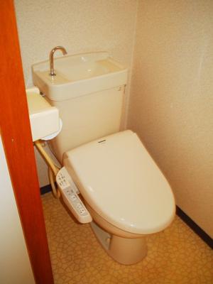【トイレ】サンハイムカミ