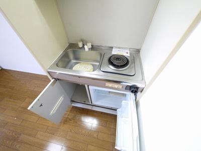 【キッチン】ハイツ・シロ