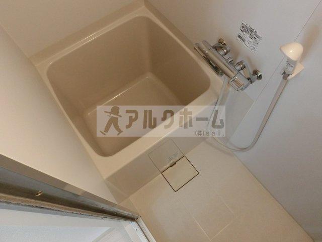 ビスタハイツ西村(柏原市 河内国分駅) 浴室