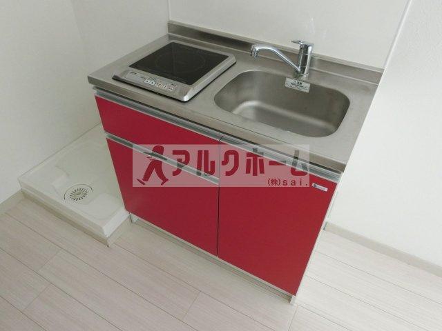 ビスタハイツ西村(柏原市 河内国分駅) キッチン