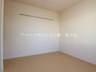 【寝室】パティオ藤代Ⅱ