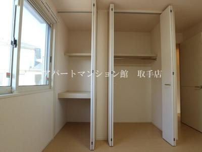 【収納】パティオ藤代Ⅱ