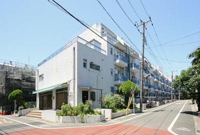 【外観】四谷軒第5経堂シティコーポ