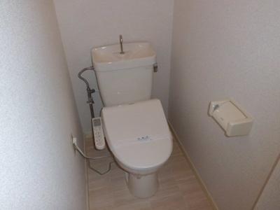 【トイレ】クレール取石
