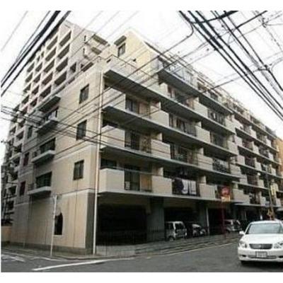 【外観】南薬院パークマンション