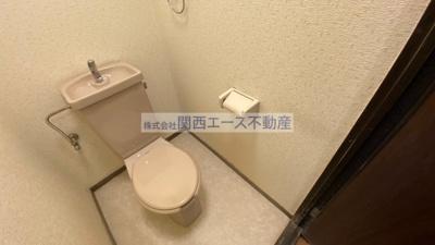【トイレ】サンライフ東花園