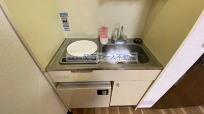 【キッチン】サンライフ東花園