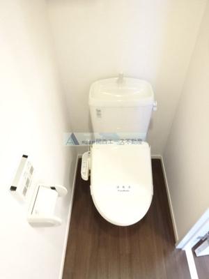 【トイレ】ヴァロンドール中野