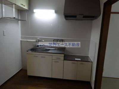【キッチン】サイレンスハイム