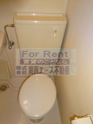 【トイレ】シティハイツ布施