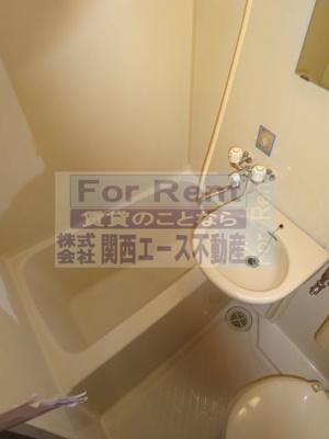 【浴室】シティハイツ布施