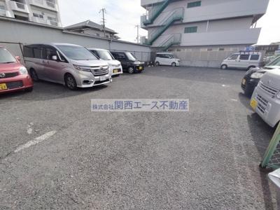 【駐車場】メゾンド・ジャルダン