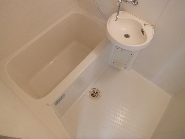 【浴室】ハイツ河田2
