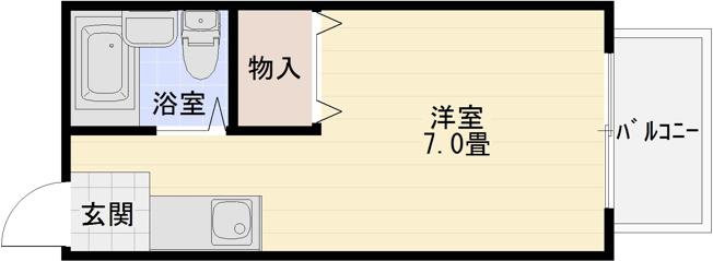 ハイツ河田1