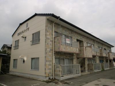 末広町 駐車場1台込み トイレ・風呂別 日当たり良好 角部屋 2階