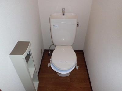 【トイレ】ひまわりハイツ