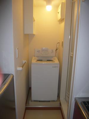 洗濯機置き場※画像はイメージです