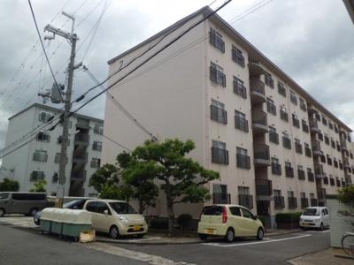 【外観】浜寺南団地2号棟