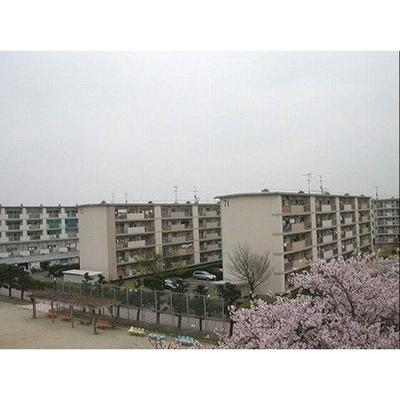 【外観】室住団地56